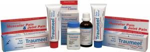 interesting! read review below  I'm not one for homeopathic treatments, but recently when my sports doctor recommended Traumeel for my calf tear I decided to give it a try. The results are nothing short of miraculous.