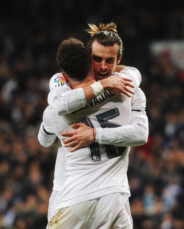 Dani Carvajal & Gareth Bale