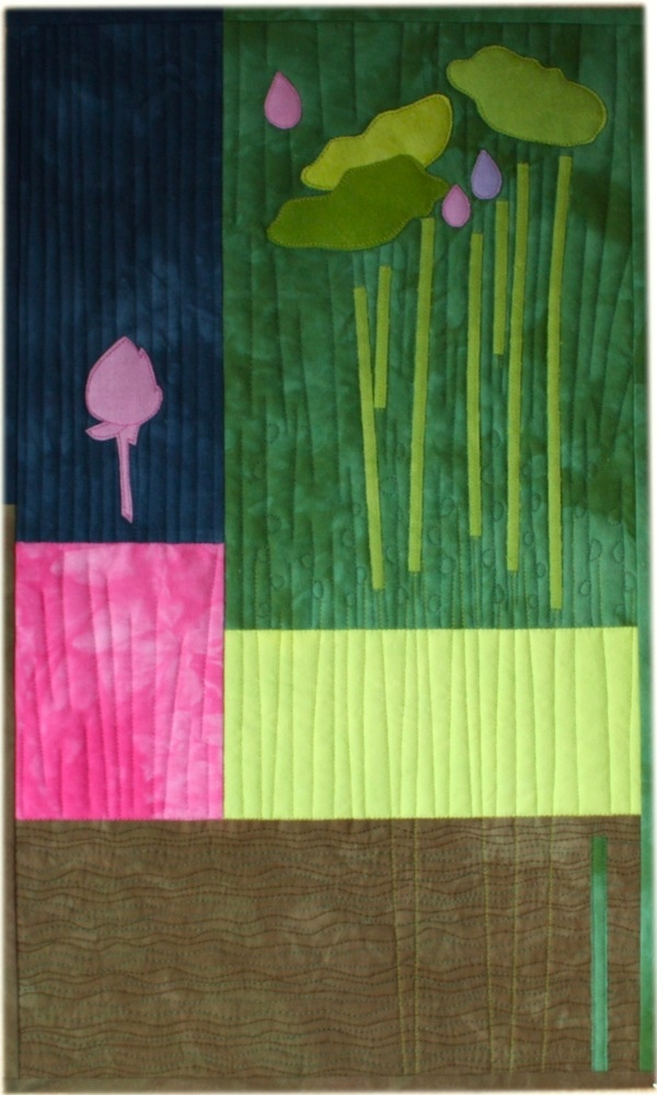 Francois' lotus for 12 x 12