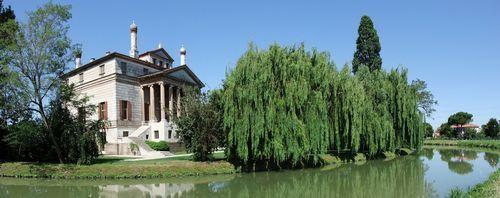 Villa Foscari detta la Malcontenta : Villa Foscari sorge sulla riva destra del Naviglio del Brenta è | brioweb
