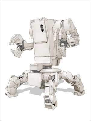 izmojuki machineries http://ffffound.com/image/4aa3475a6177b4d52bf940bc95a45d64a344492c ★ || CHARACTER DESIGN REFERENCE