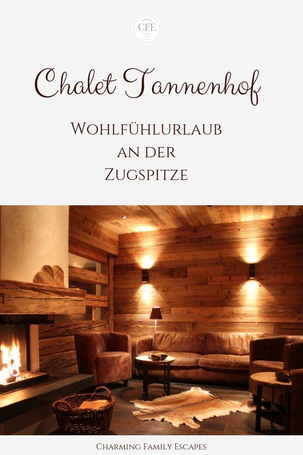 Das Wunderschone Chalet Tannenhof In Lermoos Tirol Osterreich