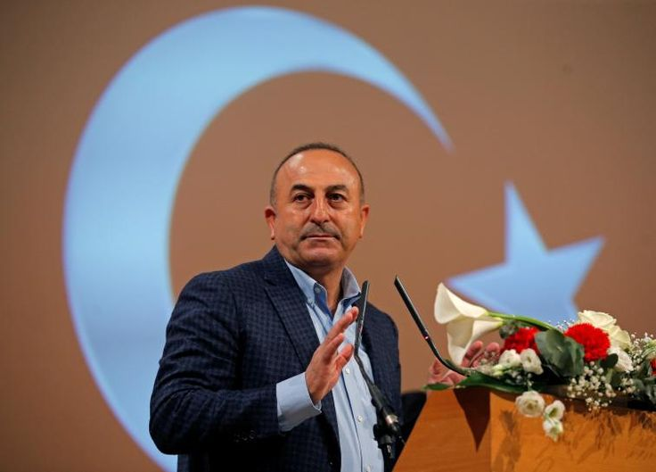 #world #news  Turkey minister: Syrian government still has chemical weapons capacity