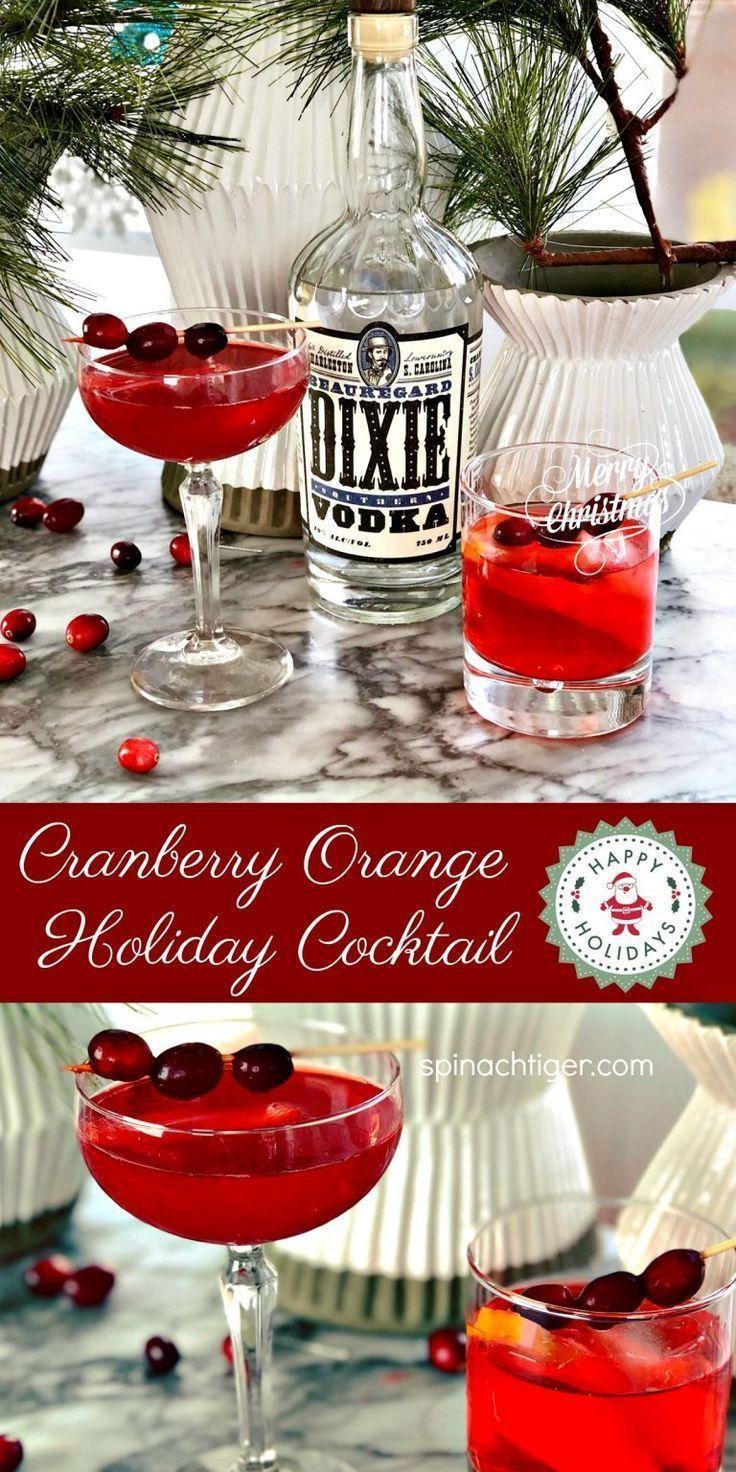 The Holidays Dixie Black Pepper Vodka Recipe Cocktail Recipes Easy Easy Cocktails Cocktail Recipes