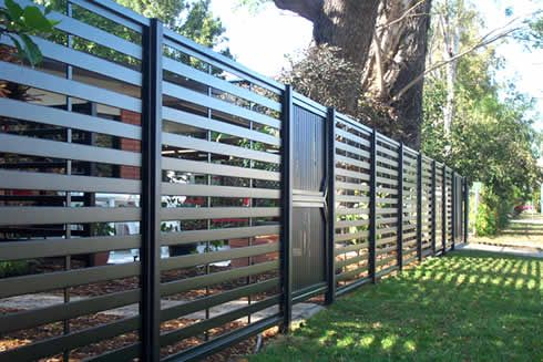 Superior Screens Australia, COLORBOND® and BlueScope steel are a powerful combination in fencing