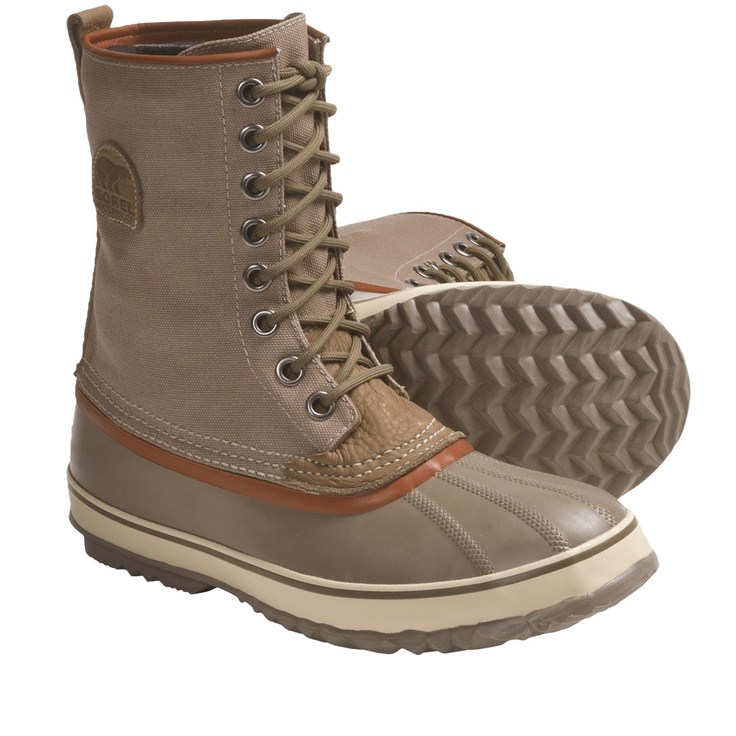 Sorel 1964 Premium T CVS Pac Boots (For Men) | Pac Boots, Boots ...