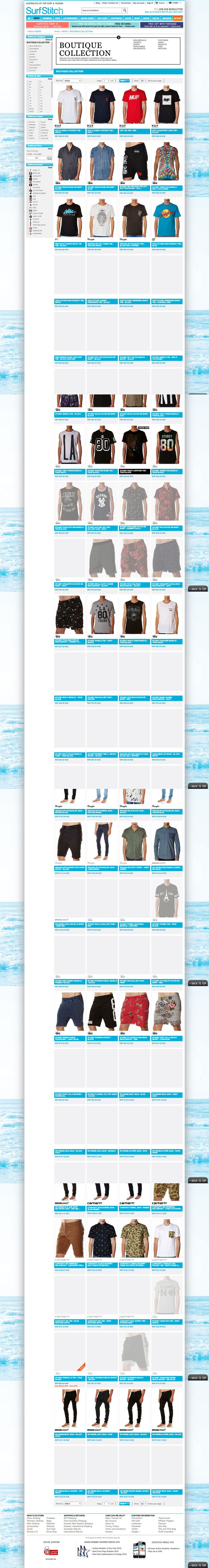 http://www.surfstitch.com/category/mens-clothing/mens-designer-collection/mens-designer-collection