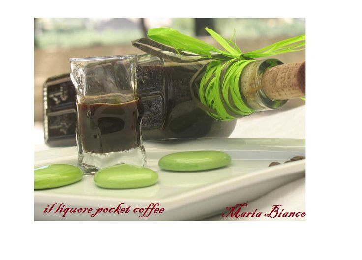 liquore pocket coffe