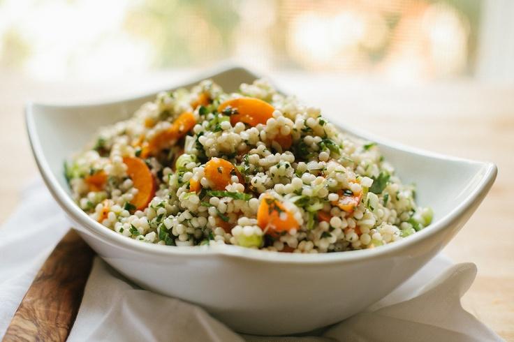 Apricot Mint CouscousCouscous Salad, Recipe Cards, Mint Couscous, Gluten Free, Cous Cous, Vegetarian Salad, Bags Lunches, Apricot Mint, Summer Treats
