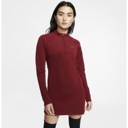 Nike Sportswear Langarmkleid für Damen - Rot Nike