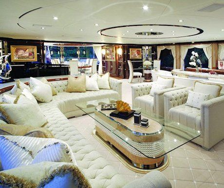 Diamonds are Forever – the ultimate 007 mega yacht