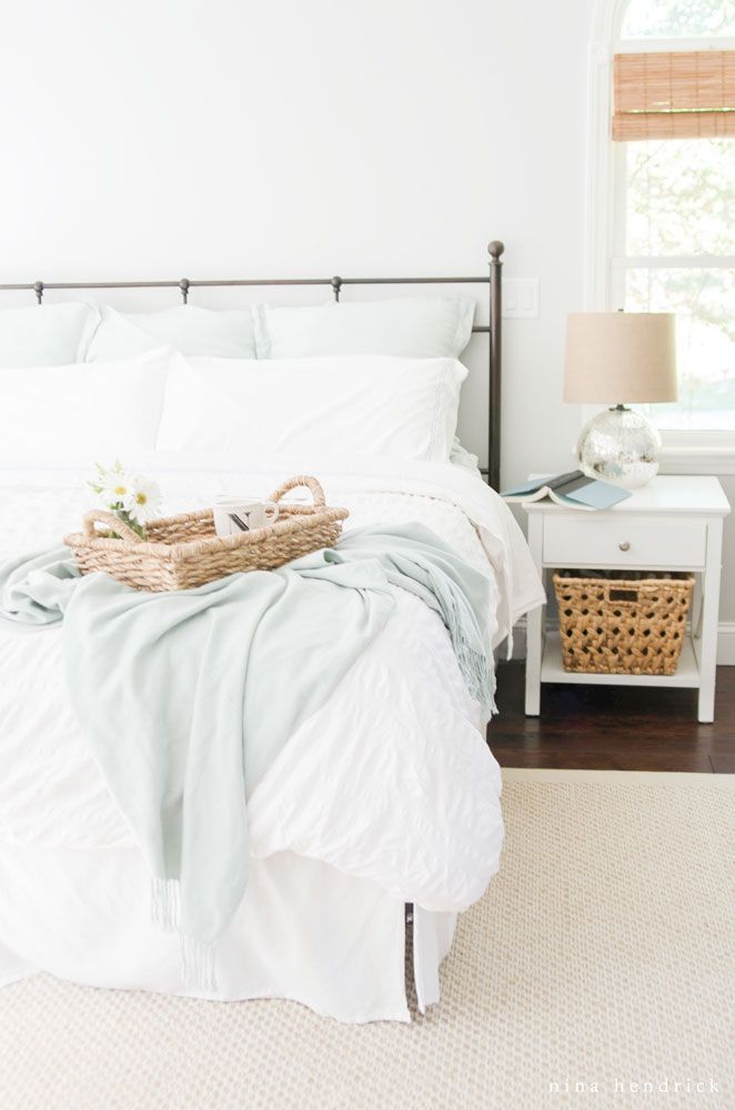Modern Farmhouse Bedroom Decorating Ideas: 37 Best Images About Bedding On Pinterest