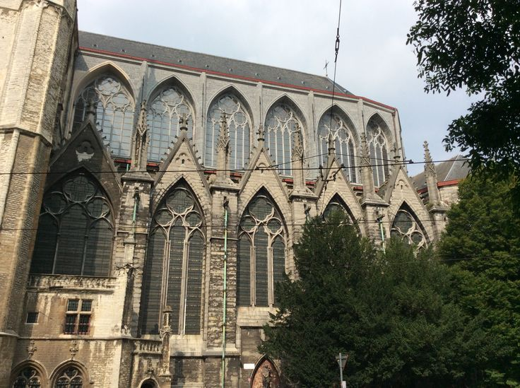 The Saint Bavo Cathedral (also known as Sint-Baafs Cathedral, or in Dutch Sint Baafskathedraal) is the seat of the diocese of Ghent. It is named for Saint Bavo of Ghent.