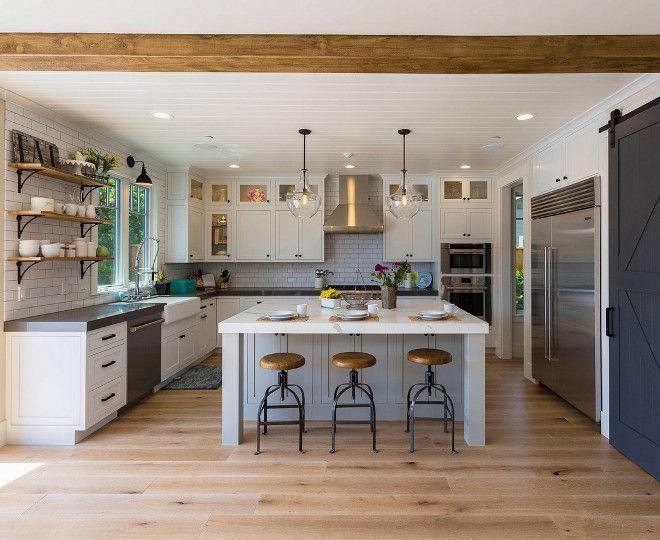 Dimenstions Island Kitchen