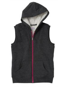 Wavetribe Fleece Lined Hooded Vest product photo