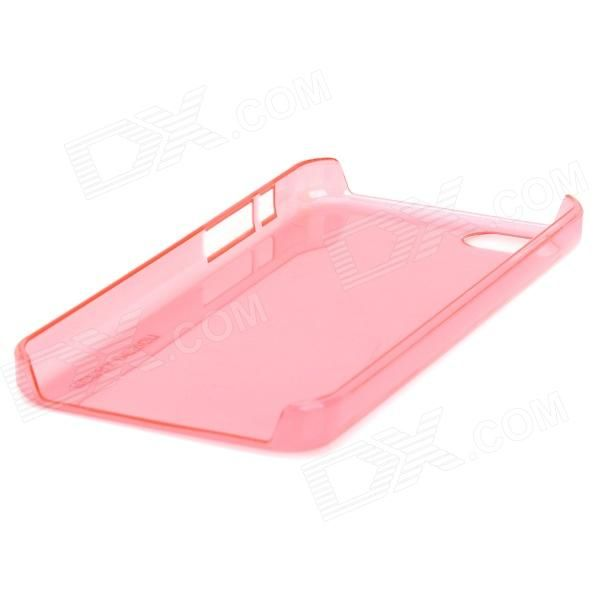 REMAX Ultrathin Protective ABS Back Case for Iphone 5C - Transparent Pink
