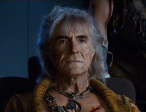 Khan Noonien Singh (Star Trek: The Wrath of Khan) #startrek
