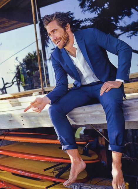 jake gyllenhaal for esquire uk
