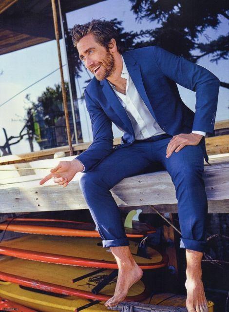 jake gyllenhaal for esquire uk