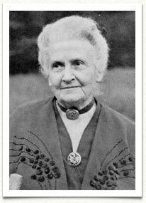 Chi era Maria Montessori?