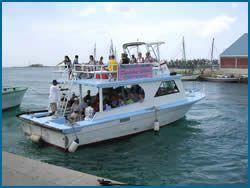 Nassau Water Taxi Nassau to Paradise Island & Atlantis