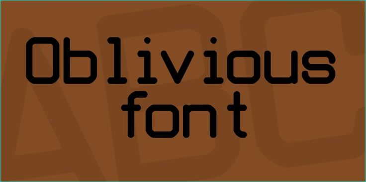 28 Blocky Square Fonts For Free
