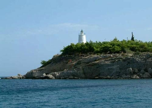 Lighthouse of Spetses