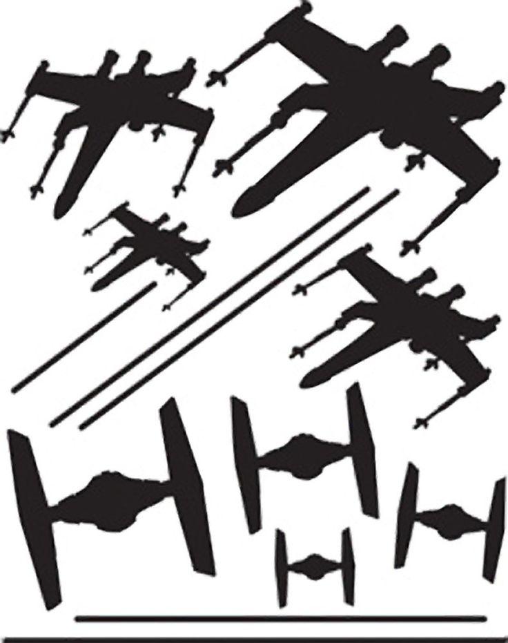 star wars silhouette - Google Search
