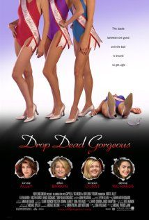 Lisa, Web Design/IT Support, loves the movie Drop Dead Gorgeous starring Kirsten Dunst, Kirstie Alley, & Denise Richards. It's got Amy Adams & Brittany Murphy, too! Stellar cast.