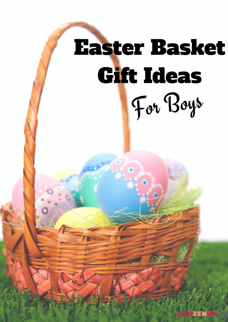 Are you looking for Easter Basket Gift Ideas For Boys? Your boys will love these non-candy Easter basket ideas and will treasure them for quite some time. via @dianenassy