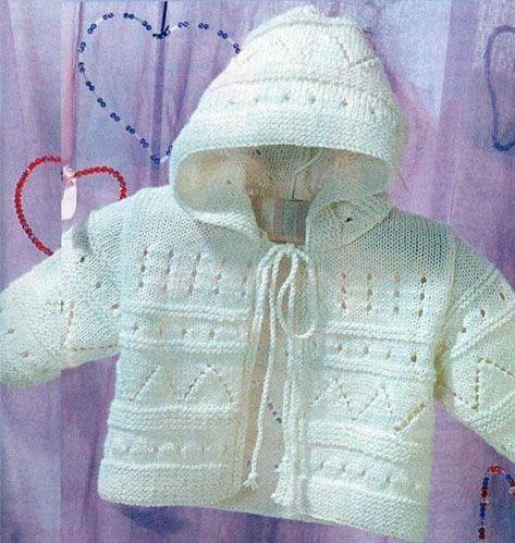 hooded jacket pattern #afs 9/5/13 TIENE MUCHOS MODELOS DE SUÉTERES Quena Marco Aguilar