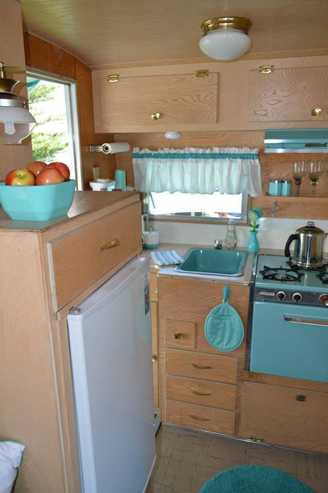 Inspiration For Daphne Find This Pin And More On 1959 Shasta Deluxe Remodel