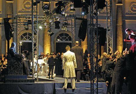 Bühne Klassik OpenAir