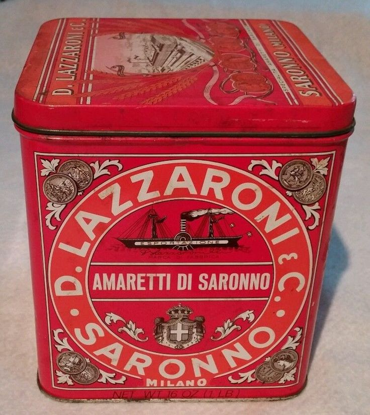 Beautiful vintage tin! Measures 6.5x6x6. Great item for the collector. This item is vintage pre-owned, and so it does show some signs of wear, i.e.., a couple dents. Not bent or misshapen, though, still in great shape.