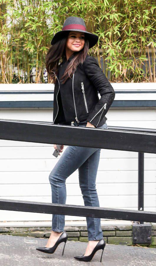 Selena Gomez : son marathon mode entre Londres et Paris - Elle