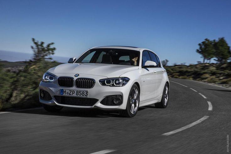 2015 BMW 1-Series M Sport