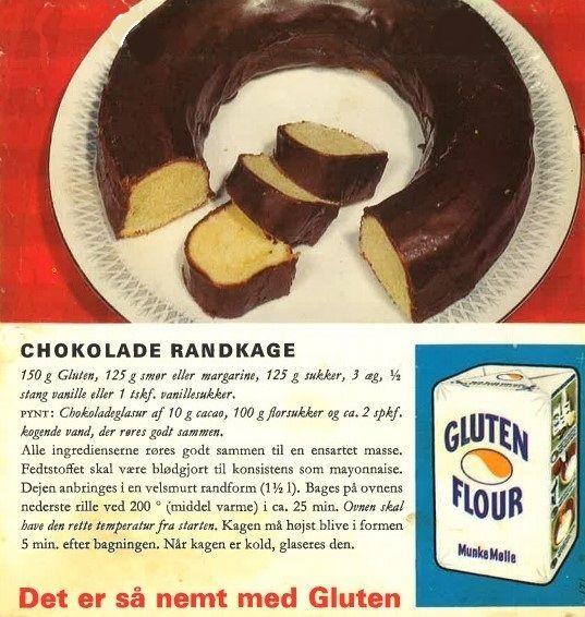 Chokolade Randkage...
