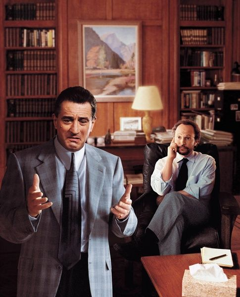 Robert De Niro, Billy Crystal