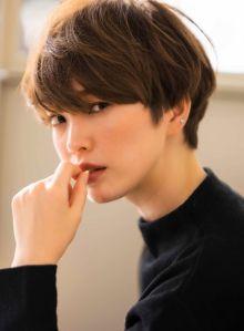 リラックスモードショート|髪型・ヘアスタイル・ヘアカタログ|ビューティーナビ