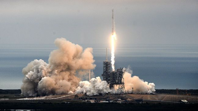 Live Stream of the SpaceX Announcement