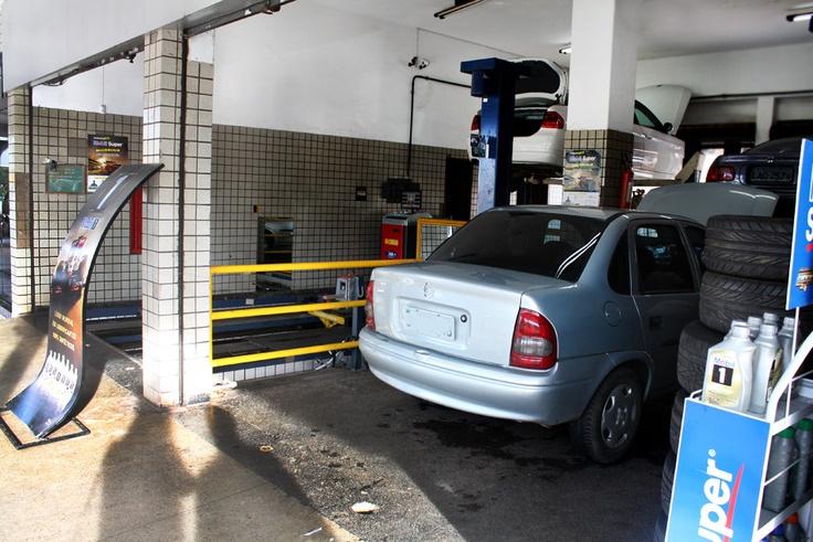 Loja Brasília - DF - 704/705 Norte - Bloco F - Loja 3 - Pneus Continental, Pneus para carros e motos; suspensão, alinhamento, alinhamento 3D, balanceamento, freios, pneu, rodas, roda, rodas originais.