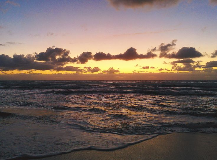 Chiara Magi - Sicilian Vibes - Sunset at Lido Signorino beach in Marsala