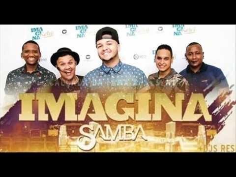 "IMAGINASAMBA - [CD NOVO ""APAIXONADO"" COMPLETO 2017]"