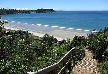 Onetangi, Waiheke Island, New Zealand