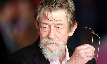 An actor's actor: RIP. A giant, of film and the British theatre, has died. John Hurt, for me, was one of the Murderers Row (all-star, TALENTED) actors, in the graphic BBC TV series, 'I, Claudius', by Robert Hughes. That was only one role, in the controversial actor's amazing and lengthy career. You'd never cough in the presence of his 'Caligula' -- that's one thing I know, for sure. Dim the stage lights tonight, on Broadway!