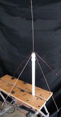 Build a DIY 2 Meter Vertical Antenna