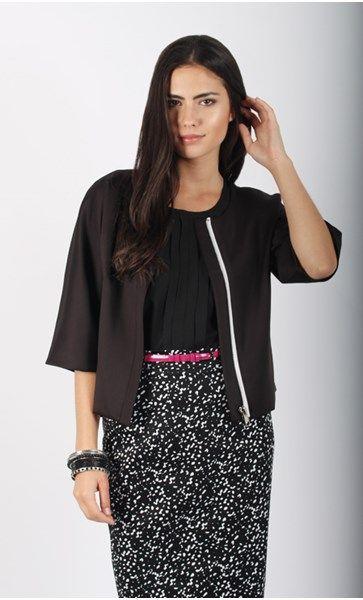 Box Jacket and pencil skirt from @paganiltd  @westfieldnz #backtowork