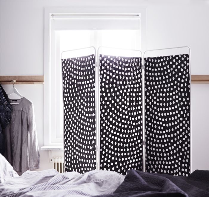 Another Way To Create Privacy In Your Bedroom Besides Curtains And Shades Is By Using A