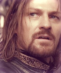 Boromir. it was so heartbreaking watching him die. I loved Boromir