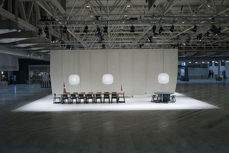 Stockholm Furniture & Light Fair 2016. #stockholmfurniturefair #sthlmfurnfair #2016sff #2016sdw #showingscandinavia Foto: Gustav Karlsson Frost